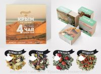 Набор чая плодово-травяного №1 Крым Восточный 140 гр