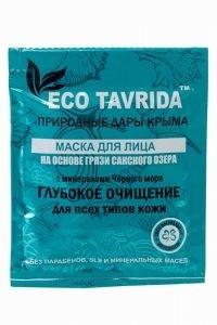 Маска для лица Глубокое очищение Эко Таврида 30 гр