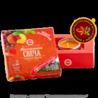 Массажная свеча с ароматом фруктов Крымская Натуральная Коллекция 12 гр