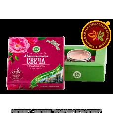 Массажная свеча с ароматом розы Крымская Натуральная Коллекция 12 гр