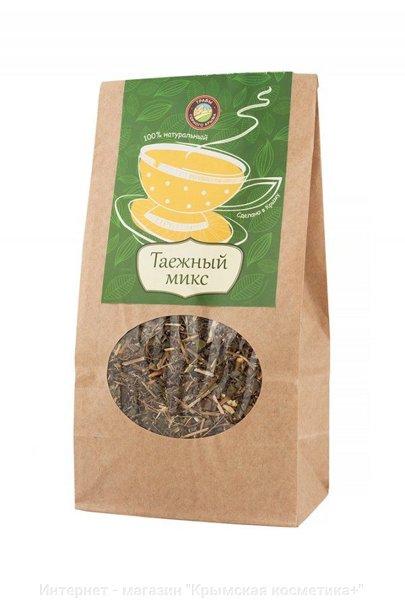 чай травяной Таежный микс 100 гр