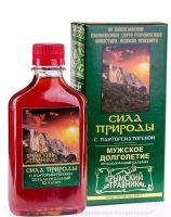 Бальзам Сила природы Мужское Долголетие Крымский Травник 250 мл