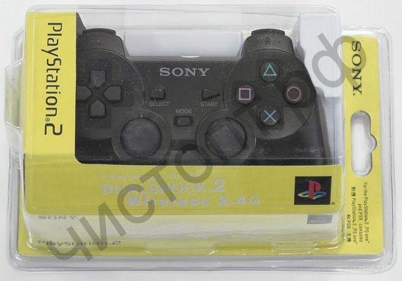 Джойстик PS2 Dual Shock блистер OT-PCG09 (О-171)