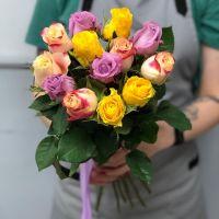 11 кенийских роз 40 см