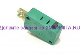микропереключатель msw-01 on-off 10a/250vac