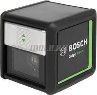 Bosch Quigo green Лазерный нивелир фото