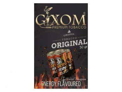 Gixom Original series 50 гр - Energy (Энергетический Напиток)