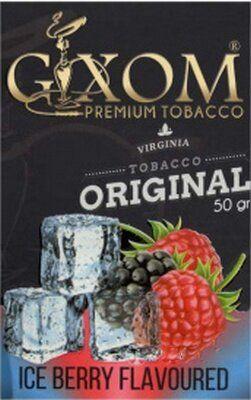 Gixom Original series 50 гр - Ice Berry (Ледяные Ягоды)