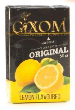 Gixom Original series 50 гр - Lemon (Лимон)