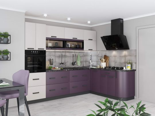 Кухня Контемп 1 МДФ