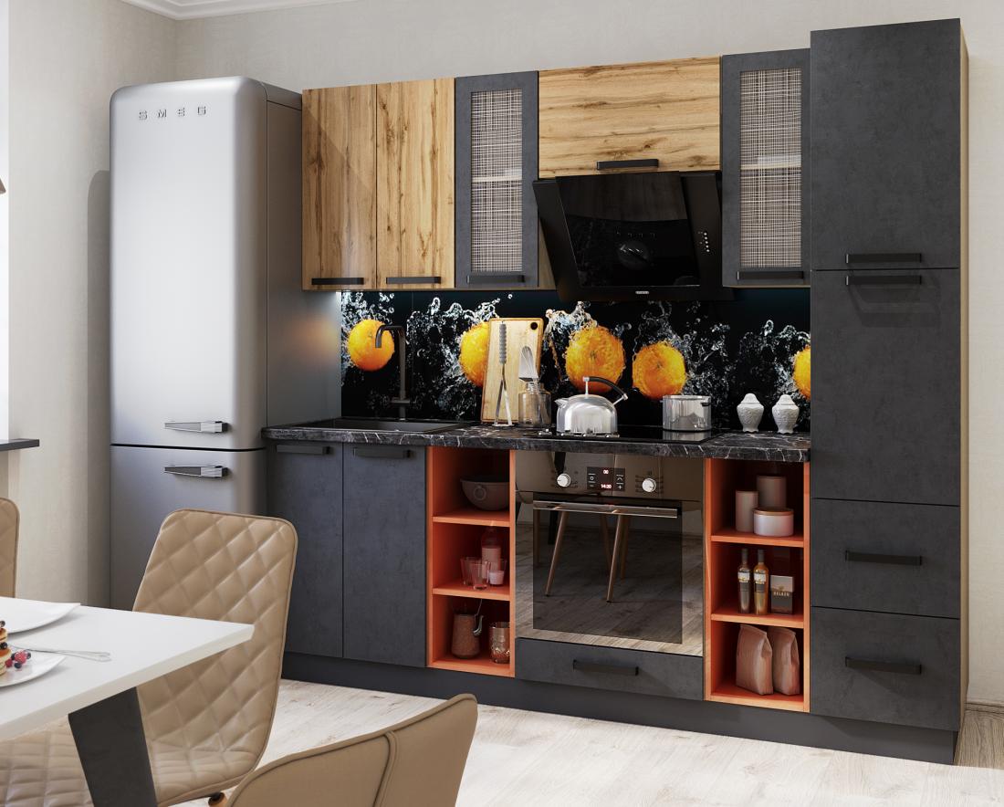 Кухня Крафт 1