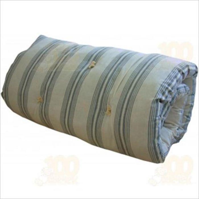Спальный строительный комплект (матрас, подушка и одеяло)