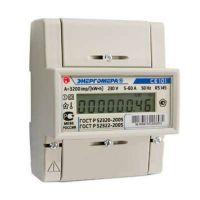 Счетчик электроэнергии однофазный  CE101-R5 145