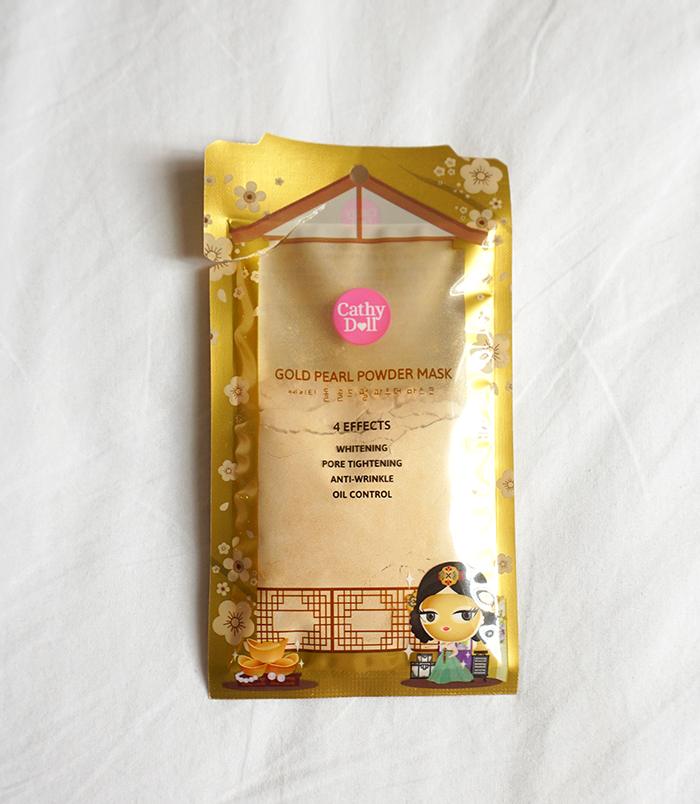 Тайская маска - пудра для лица Cathy Doll 25 гр