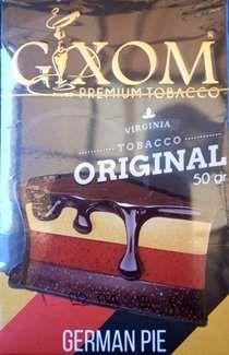 Gixom Original series 50 гр - German Pie (Немецкий Пирог)