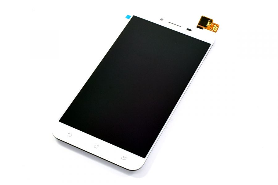 LCD (Дисплей) Asus ZC553KL ZenFone 3 Max (в сборе с тачскрином) (white)