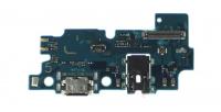 FLC (Шлейф) Samsung A505F Galaxy A50 (на системный разъём, разъём гарнитуры и микрофон)