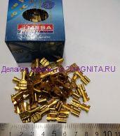 Клемма ножевая TD-2112 DP (2.5-6.0 мм. кв) упаковка 100шт
