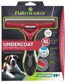 FURminator XL Фурминатор для гигантских собак с короткой шерстью