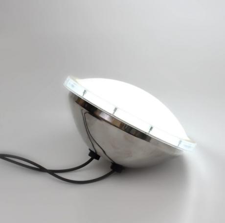 Встраиваемый подводный светильник 18W, белый, IP68