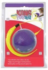 KONG Pursuit Интерактивная игрушка-дразнилка для кошек