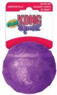 KONG Squezz Crackle Игрушка для собак 7 см
