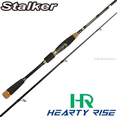 Спиннинг Hearty Rise Stalker SR-802L 244 см / 122 гр / тест 4-16 гр / 10-22 lb