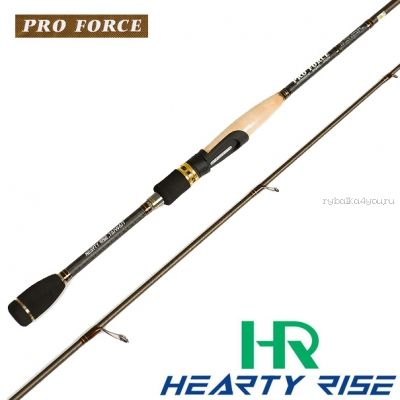 Спиннинг Hearty Rise Pro Force PF-782M 235 см. /123 гр / тест 8-35 гр / 8-17 lb