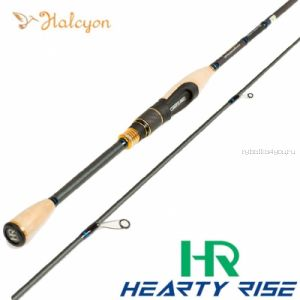 Спиннинг Hearty Rise Halcyon HAL-6102UL 210 см / 85 гр / тест 1,5-10 гр / 2-6 lb