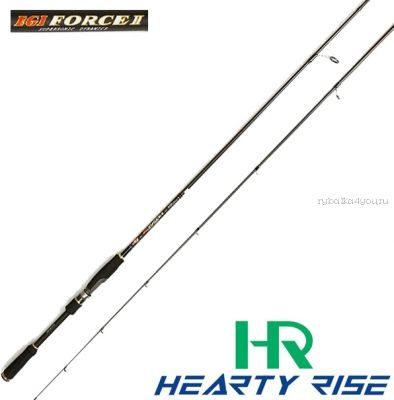 Спиннинг Hearty Rise Egi Force II EB-792HNC 240 см / 114 гр / тест 6-26 гр / 8-16 lb