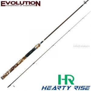 Спиннинг Hearty Rise Evolution (spinning) ES-762M 230 см / 140 гр / тест 7-21 гр / 10-16 lb