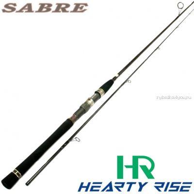 Спиннинг Hearty Rise Sabre  SE-822L 249 см / 130 гр / тест 4-23 гр / 6-12 lb