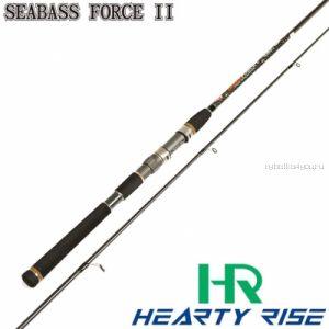 Спиннинг Hearty Rise Seabass Force II  SB-852LL  257 см / 135 гр / тест 3-20 гр / 4-10 lb