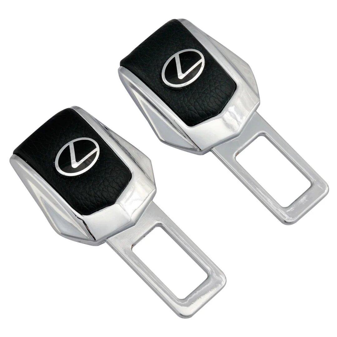 Заглушки ремня на Lexus
