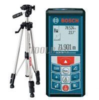 Купить BOSCH GLM 80 Professional + BT150 лазерный дальномер цена с поверкой (0.615.994.0A1)