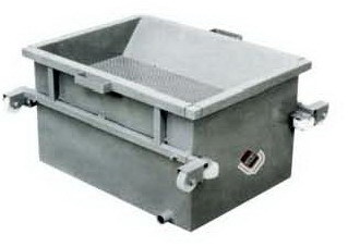 APAC 1841.K3 Емкость для сбора отработанного масла, установка на яму