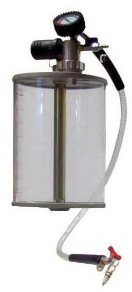 APAC 1841.1L Емкость мерная прозрачная