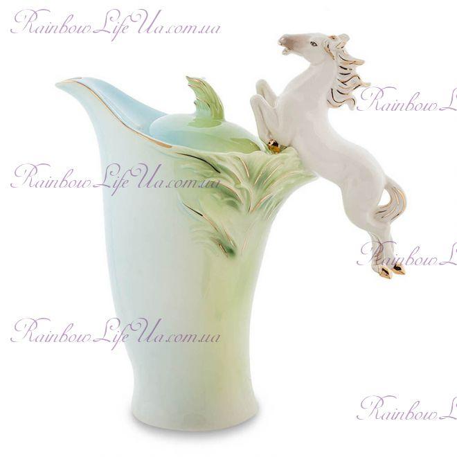 """Заварочный чайник Лошадь """"Pavone"""""""