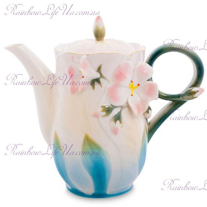 """Заварочный чайник Герань """"Pavone"""""""