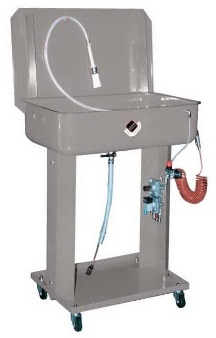 APAC 1970 Установка для промывки деталей мобильная пневматическая