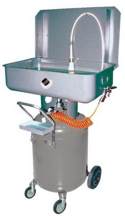 APAC 1971 Установка для промывки деталей мобильная пневматическая