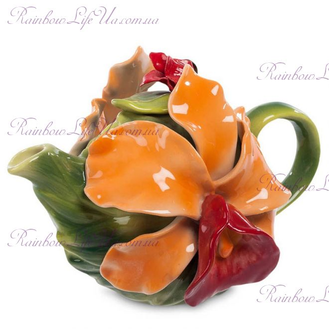 """Чайник заварочный Орхидея """"Pavone"""""""
