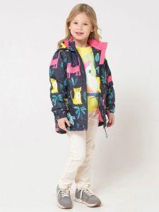Купить куртку для девочки ВК32063/н3 в Москве в интернет-магазине «Заботливая мама»