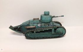 Сборная модель танка из бумаги Renault NC-31 масштаб 1:35