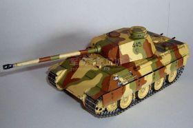 Сборная модель танка из бумаги Немецкая Пантера  масштаб 1:35