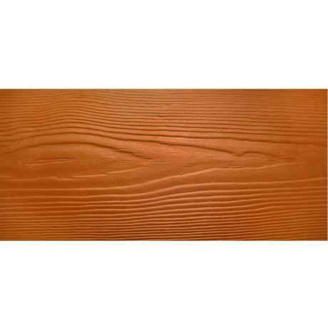Сайдинг фиброцементный Cedral Wood C32 Бурая земля 3600х190х10 мм
