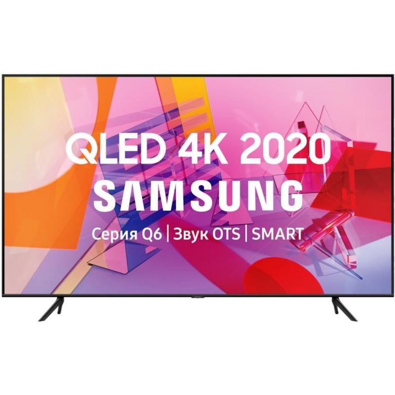 Телевизор QLED Samsung QE58Q67TAU