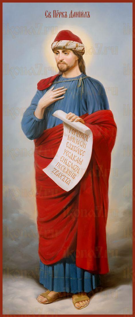 Мерная икона Пророк Даниил (25x50см)