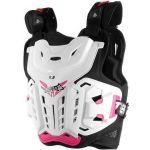 Leatt Chest Protector 4.5 Jacki White/Pink защитный жилет