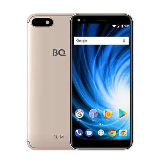 Смартфон BQ 5701L SLIM GOLD
